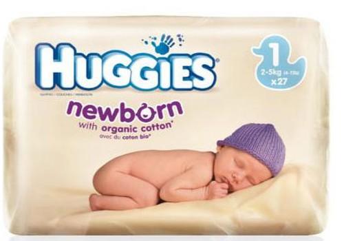 Dāvinām Huggies Newborn autiņbiksītes topošo māmiņu kluba blogotājai!