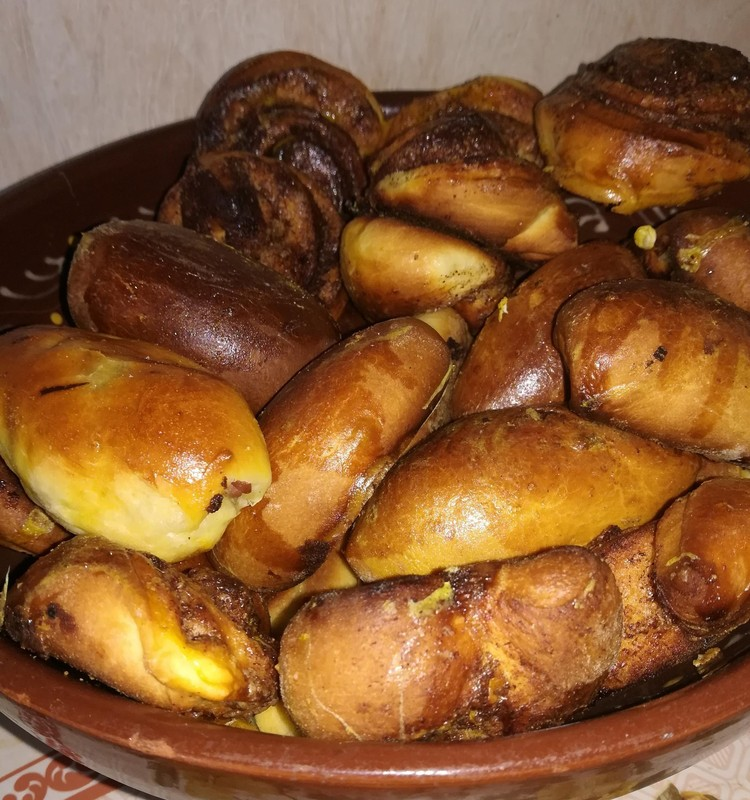 Latviešu gadskārtu svētkiem piederas pīrāgi