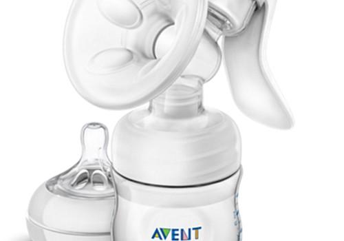 Avent Comfort manuālais piena sūknis piena bankas veidošanai