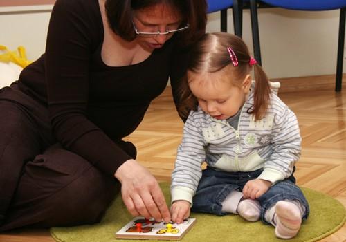 Tiekamies katru piektdienu attīstošajās nodarbībās mazuļiem līdz 3 gadu vecumam!