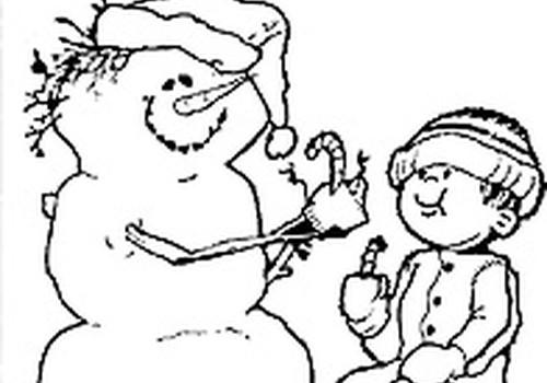 Izkrāso gadu mijas svētkus zīmējumos!