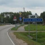 """Ceļš caur apdzīvotu vietu """"Stacija Krāslava"""""""