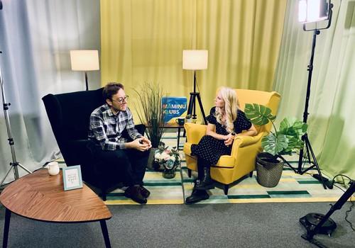 10.oktobra Māmiņu Kluba TV raidījuma lielajā intervijā - Ņikita Bezborodovs
