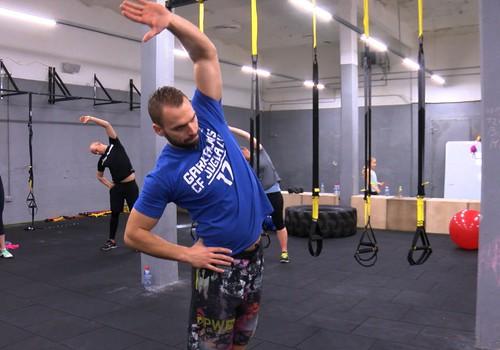 CrossFit - spēka un izturības treniņi jaunam ģimenes hobijam