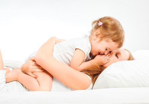 Perfektas mammas - mīts un patiesība