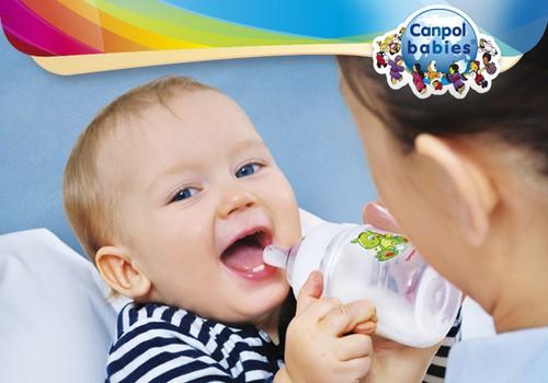 VIKTORĪNA: Kādi tilpumi ir pieejami Canpol Babies pudelītēm ?