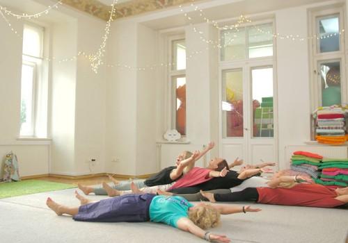 Smieklu joga - veids, kā restartēt organismu