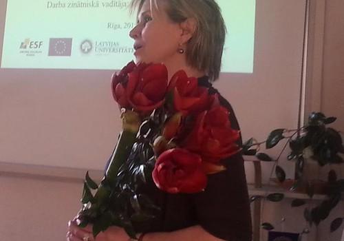 Diāna Zande ieguvusi doktora grādu klīniskajā psiholoģijā!Sirsnīgi sveicam!