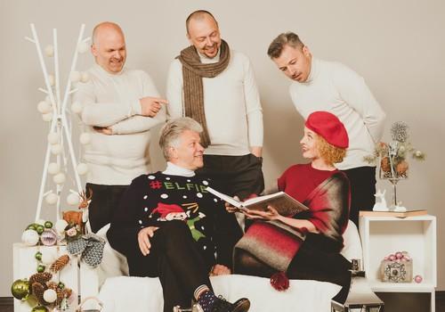 Ziemassvētku koncerts – bērnības stāsts. Lētākas biļetes Māmiņu Klubam