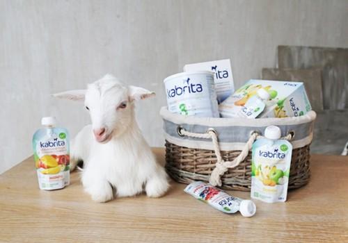 PRODUKTU TESTI: Jaunums no Kabrita® - piena dzēriens un bērnu piena biezputra!