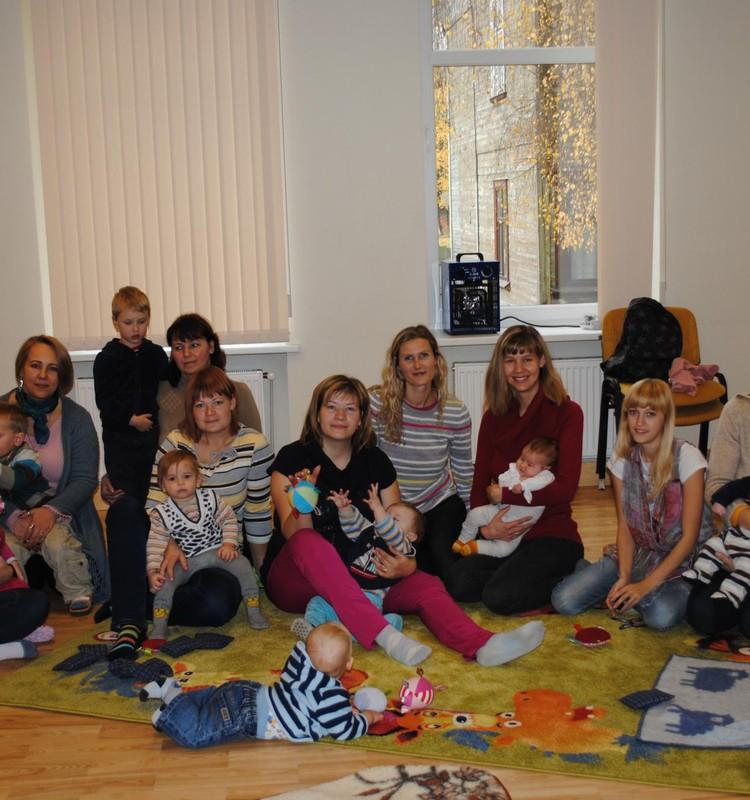 Jelgavas Māmiņu klubs lūdz atbalstu Labo darbu projektā - nobalso arī tu!!!