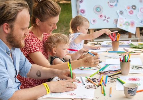Māmiņu Kongresā nāc uz mandalu zīmēšanas darbnīcu!