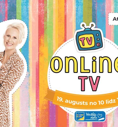 19. augustā Māmiņu Klubs atsāk Online TV sezonu