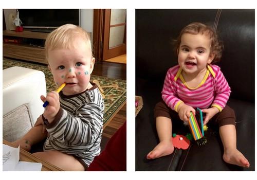Elli un Itana piedzīvojumi: Bērni atkal slimo