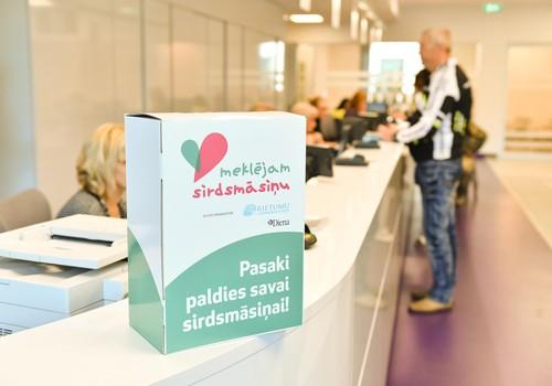 Īpašā akcijā tiks noskaidrotas Latvijas sirdsmāsiņas
