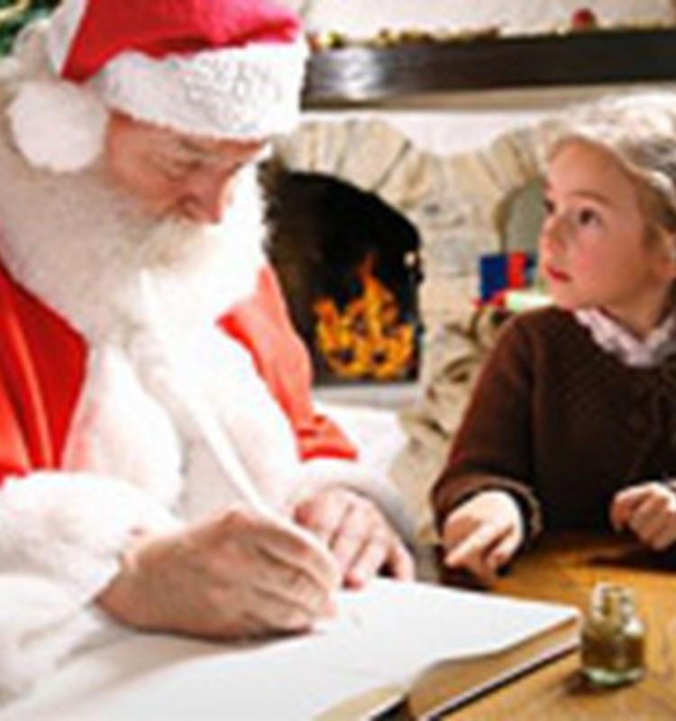 Nepalaid garām iespēju satikt Santa Klausu