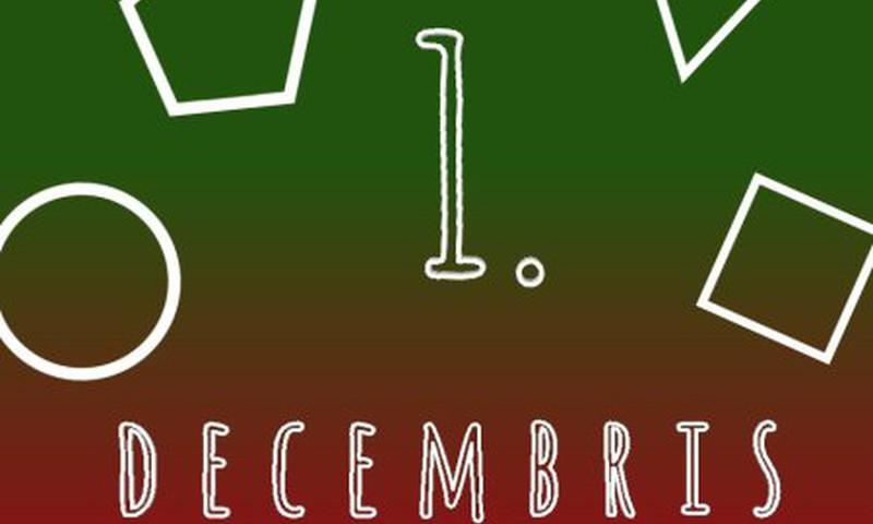 """Adventes kalendārs 1. DECEMBRIS – """"SECĪBU TRENIŅŠ/FIGŪRU LENTAS"""" #MANSMATERIALUSKAPIS"""
