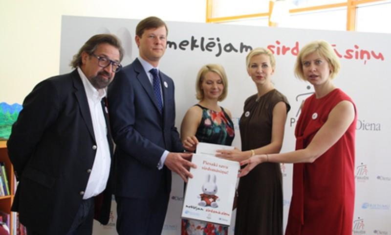Meklēs sirdsmāsiņas 22 Latvijas slimnīcās