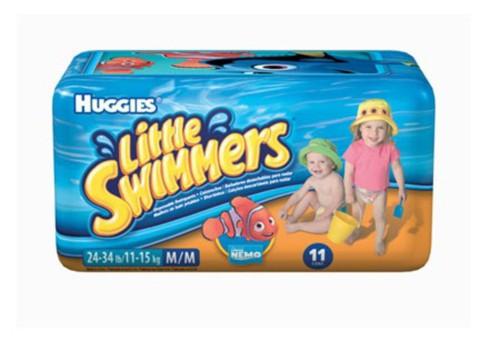 Apkopti HUGGIES® Little Swimmers® aptaujas rezultāti!