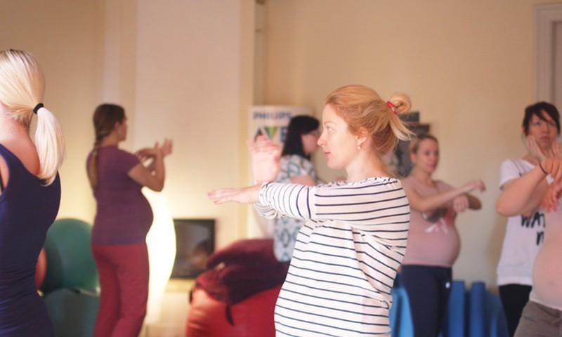 Jauna rubrika: Sports grūtniecības laikā!