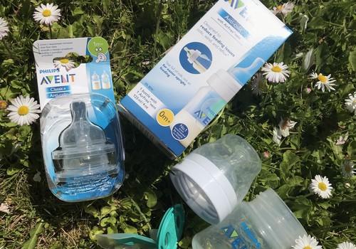 Philips Avent Anti-Colic pudelīte jaundzimušajiem - PALDIES!!