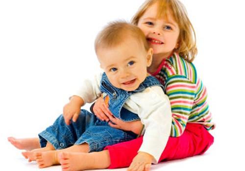 Kā pareizi izaudzināt vairākus bērnus?