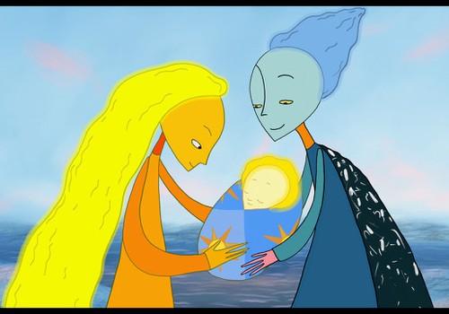 """Noskaties! Publiskots animācijas filmas """"Saule brauca debesīs"""" treileris"""