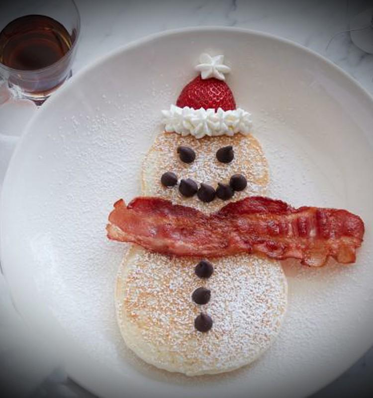 Ko mēs ēdām Ziemassvētkos..