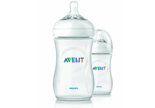Philips AVENT barošanas pudelītes - patiešām dabiskas!