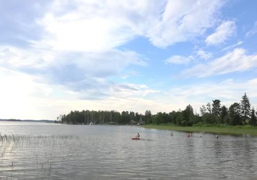 Uz Alauksta ezeru -peldēties!