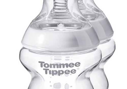 Hei, es notestēju arī Tommee-Tippee pudelīti