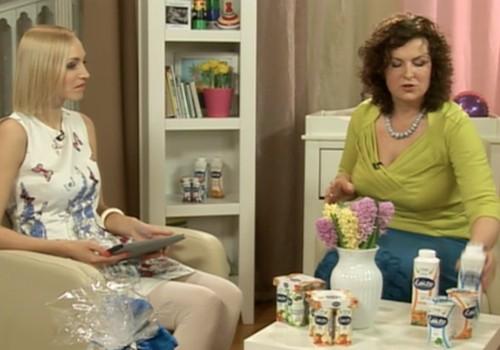 Bērnu preču jaunumi ONLINE TV: Gardi jaunumi no Lakto