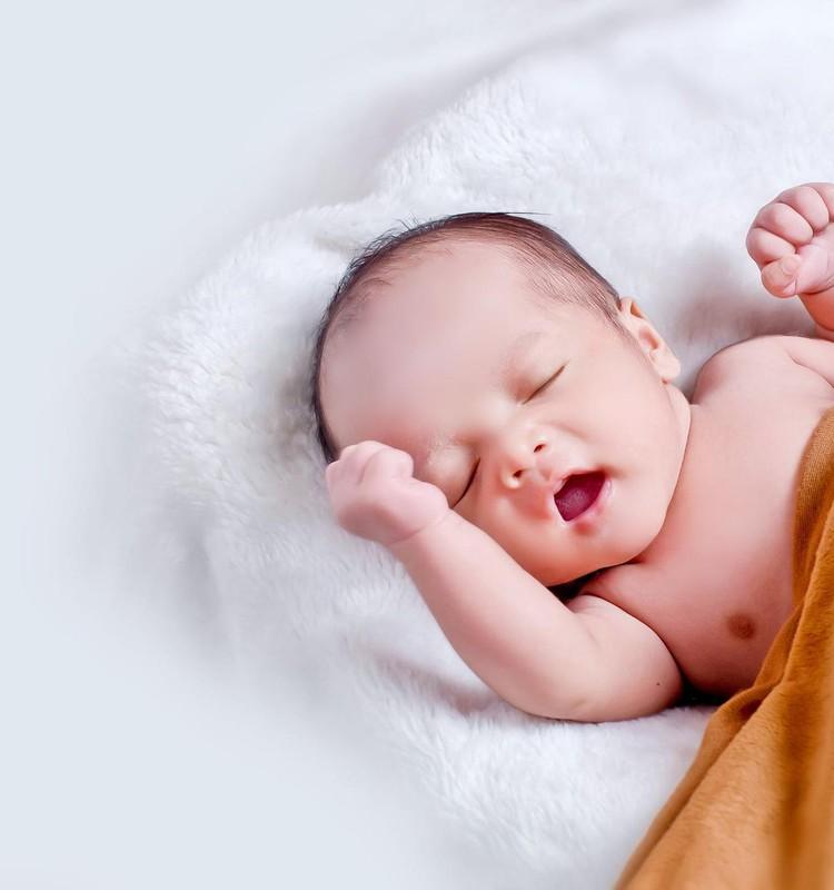 Zīdaiņu un bērnu drēbju izmēri