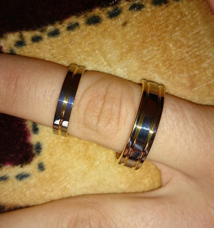 Ļoti skaisti gredzeni pārim
