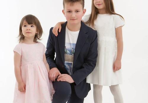 5 bērnu modes tendences šajā pavasarī un vasarā