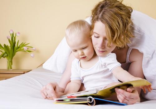 Bērna nomierināšana bez vārdiem