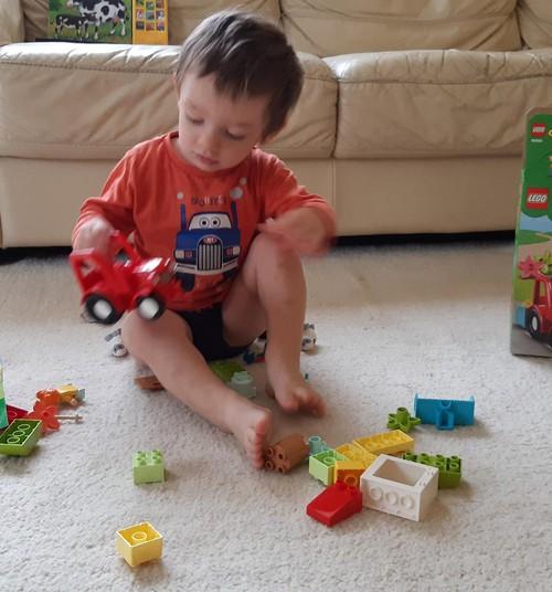 LEGO® DUPLO® rotaļas - prieka pilns laiks