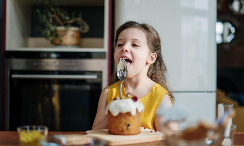 Bērnam pieaug apetīte – ko iesākt?