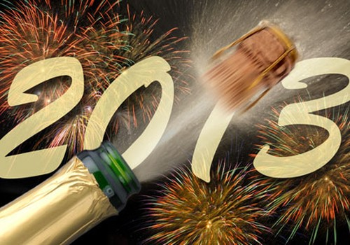 2013.gads ir klāt! Apsveicam!
