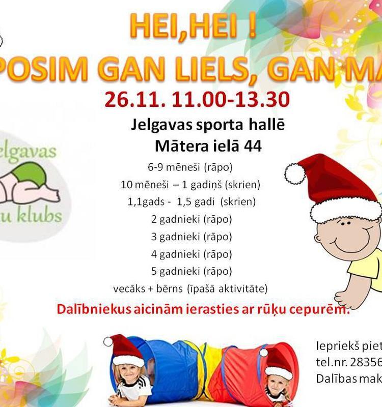 """Piesakies """"Rāpotāju čempionātam 2016""""  Jelgavā"""