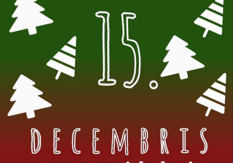 15. decembris - Kartona eglīte #mansmaterialuskapis