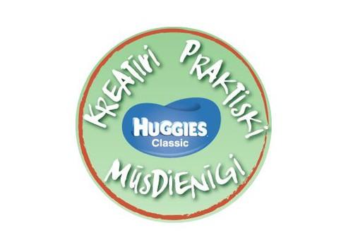 Attīstām mājās ar Huggies® Classic: Dalām projekta galvenās balvas!