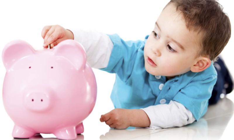 Sāc veidot uzkrājumu bērna nākotnei un saņem daļas atmaksu no valsts!