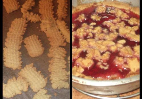 Trauslie cepumi jeb Liepiņu ģimenes Laimes receptes cepumi