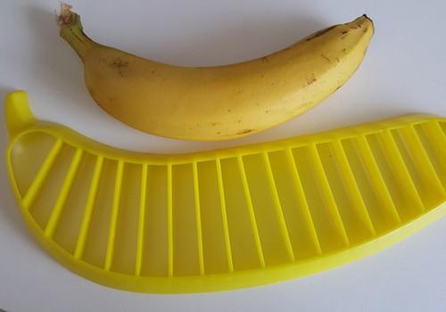 GADŽETI: Banānu griezējs