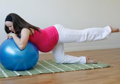 Viss par fizisko slodzi grūtniecības laikā