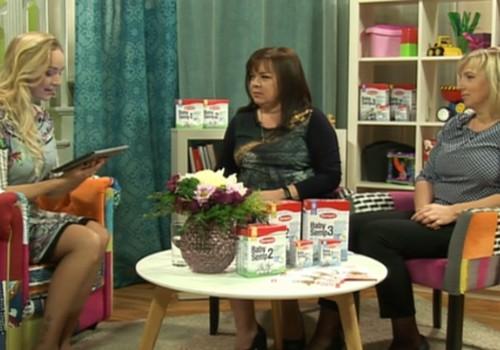Aktuāls jautājums ONLINE TV videosaruna: krūts ēdināšana un mākslīgā piena maisījums