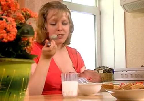 Veidojam ar krūti barojošas māmiņas ēdienkarti