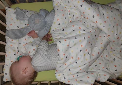 Laimīga mazuļa dienasgrāmata:  Tikt vaļā no piena nemaz nebija tik viegli