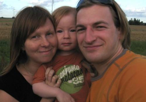 Sveicam jauno blogotāju- Kristiānu Kalniņu, kura gaida jau otro bērniņu!